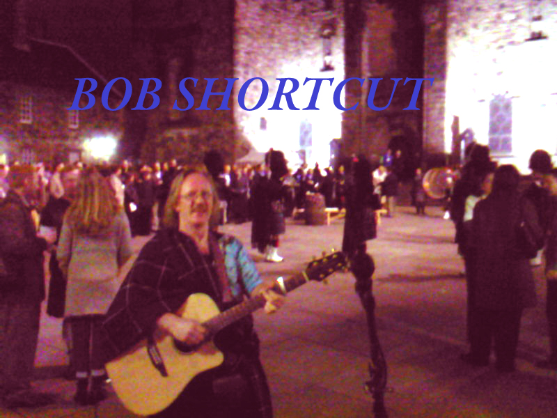 BOB SHORTCUT STIRLING CASTLE