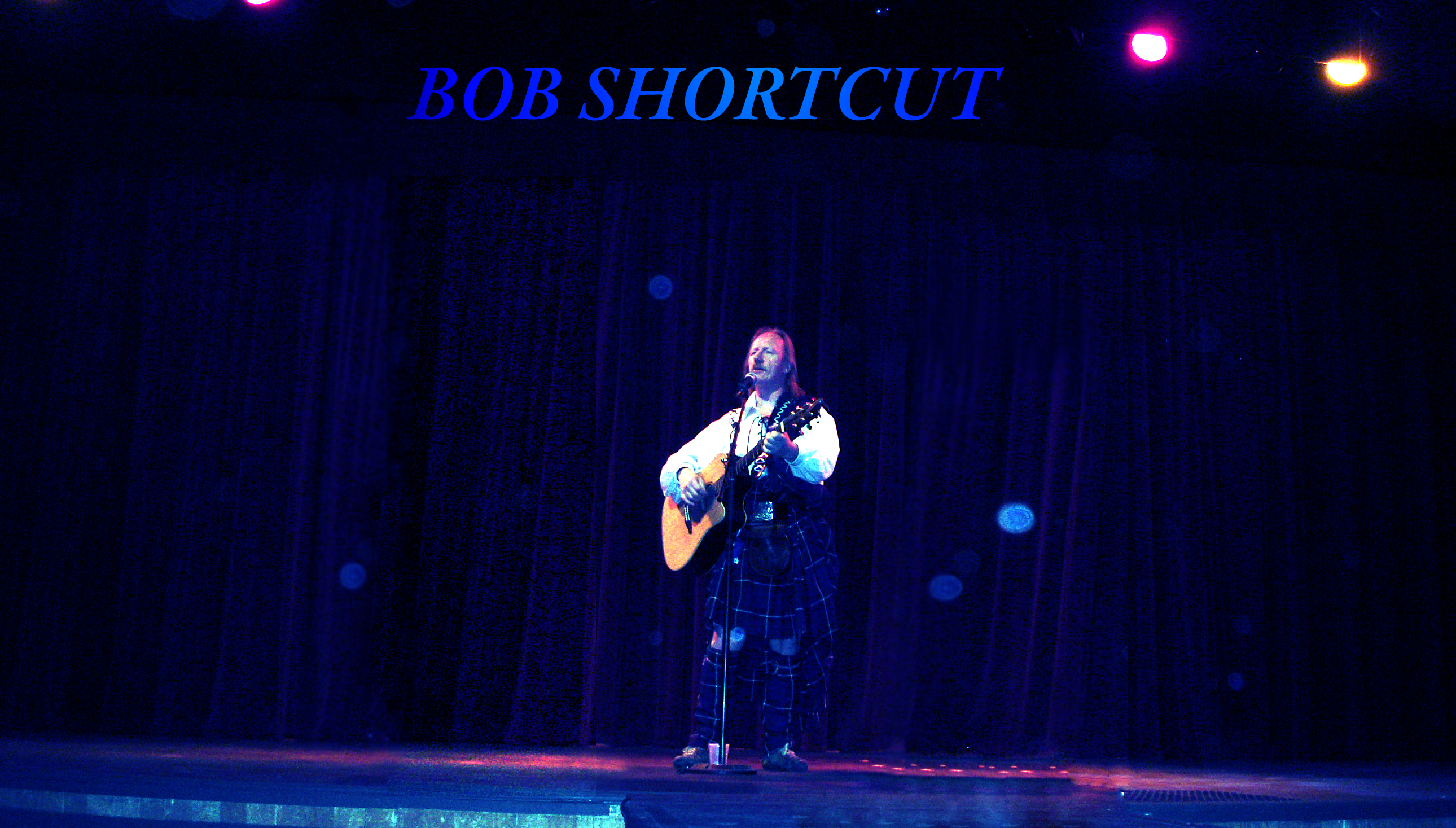 BOB SHORTCUT USA 1