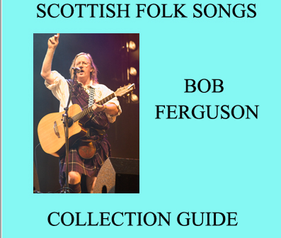SCOTTISH FOLK SONG GUID COLLECTION